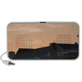 Sunset Notebook Speaker