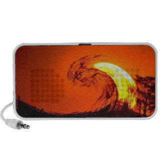 SUNSET LAPTOP SPEAKERS