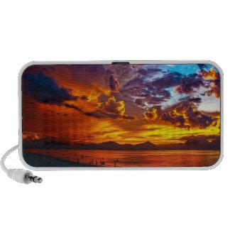 Sunset Travelling Speaker