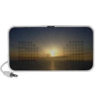 Sunset iPhone Speaker