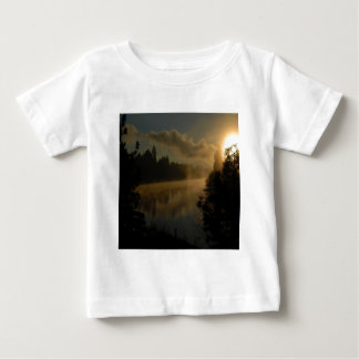 Sunset Steamy Shadow Baby T-Shirt