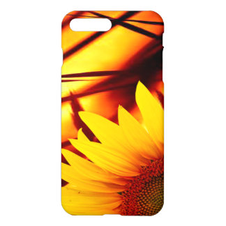 Sunset & sunflower iPhone 8 plus/7 plus case