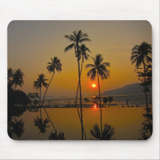 Sunset/ sunrise mouse pad