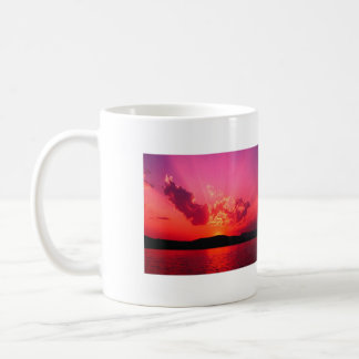Sunset, Sunset Coffee Mugs