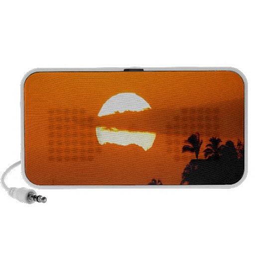 Sunset Sunsplit Speaker