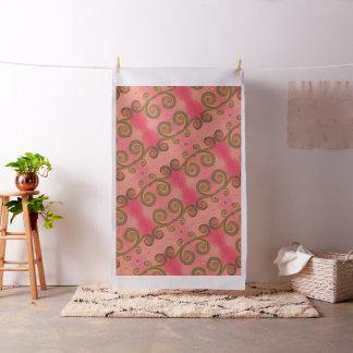 Sunset Swirl Fabric