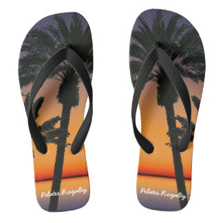 Sunset Thongs