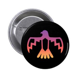 Sunset Thunderbird Button