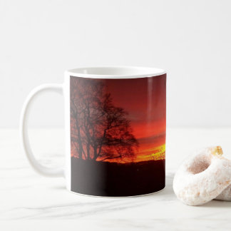 Sunset to Die For! Coffee Mug