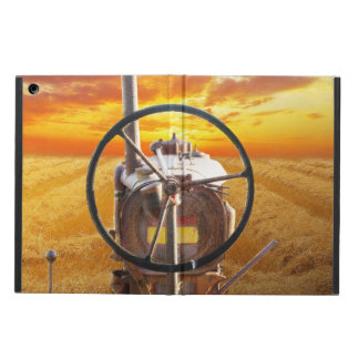 Sunset Tractor Design iPad Air Case