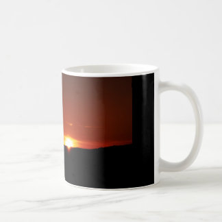 Sunset Trier Coffee Mug
