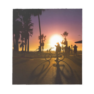 sunset Venice Notepad