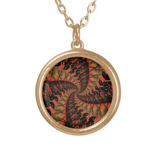 Sunset Vortex Custom Jewelry