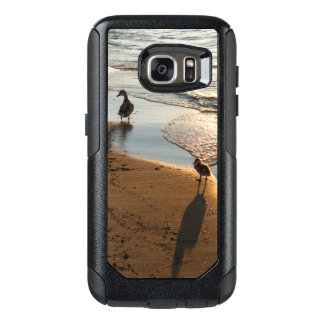 Sunset Walk With Mommy OtterBox Samsung Galaxy S7 Case