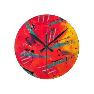 Sunset Wall Clocks