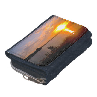 Sunset Wallet by MyFrameOfMind