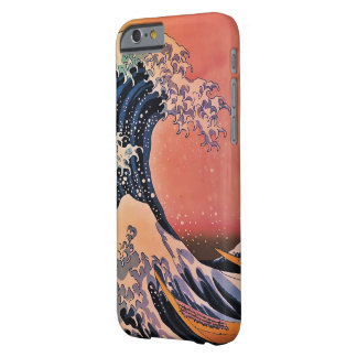 Sunset Wave Barely There iPhone 6 Case