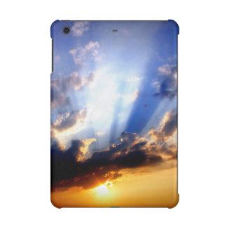 Sunset with Clouds, Beautiful Sky iPad Mini Retina Case