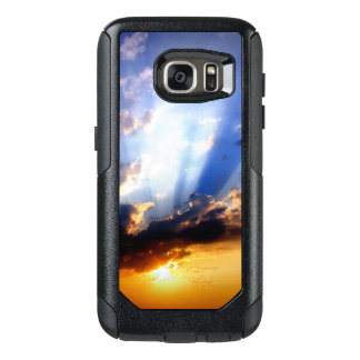 Sunset with Clouds, Beautiful Sky OtterBox Samsung Galaxy S7 Case