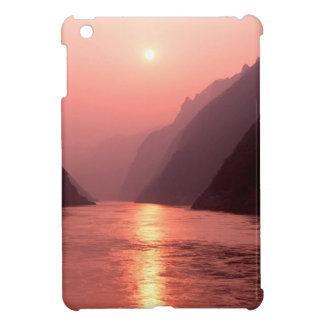 Sunset Yangtze River China Cover For The iPad Mini