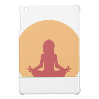 Sunset Yoga Serenity Case For The iPad Mini