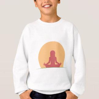 Sunset Yoga Serenity Sweatshirt