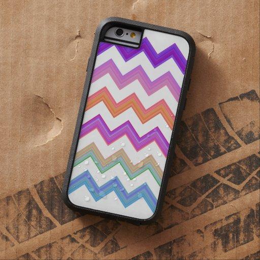 Sunset zigzag tough xtreme iPhone 6 case
