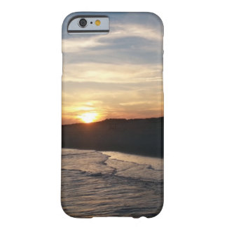Sunsets and beaches barely there iPhone 6 case