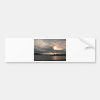 Sunsets Bumper Sticker