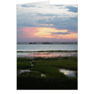 Sunsetter Card