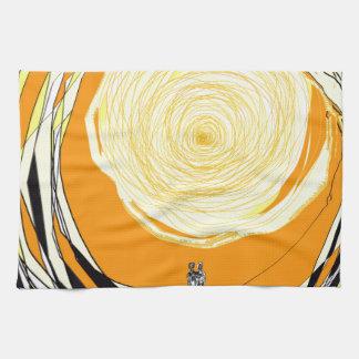 sunshine2.jpg tea towel