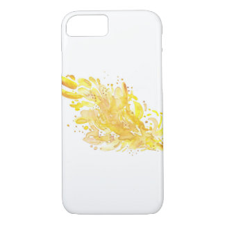 Sunshine Abstract Watercolor iPhone 8/7 Case