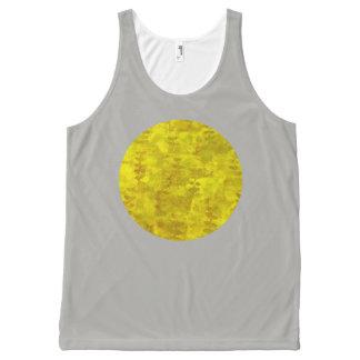 Sunshine All-Over Print Singlet
