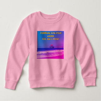 Sunshine and Salt Water Sweatshirt