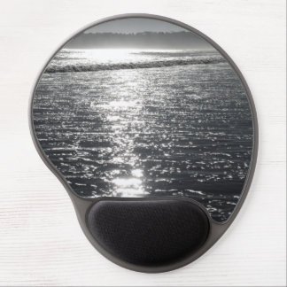 Sunshine at the beach. gel mousepads