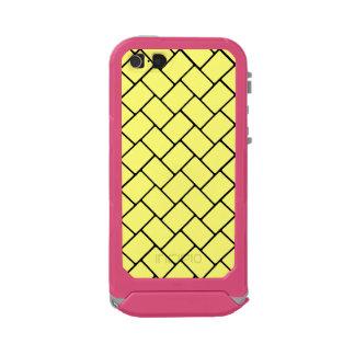 Sunshine Basket Weave 2 Incipio ATLAS ID™ iPhone 5 Case