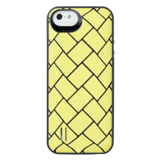 Sunshine Basket Weave 2 iPhone SE/5/5s Battery Case