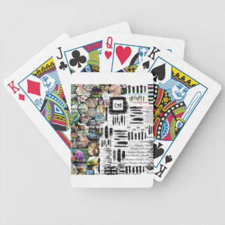 Sunshine Bicycle Playing Cards