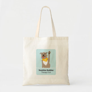 Sunshine Buddies Tote Bag