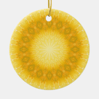 Sunshine Ceramic Ornament