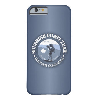 Sunshine Coast Trail Barely There iPhone 6 Case