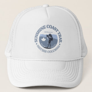 Sunshine Coast Trail Trucker Hat