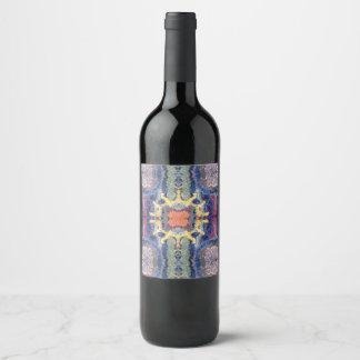 sunshine cross wine label