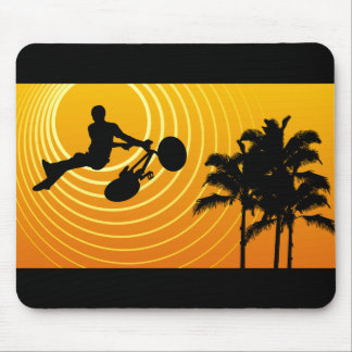 sunshine cycles mouse pad