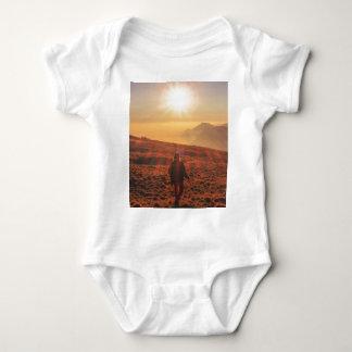 Sunshine - Dawn or Dusk Baby Bodysuit