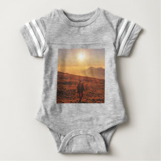 Sunshine - Dawn or Dusk Baby Bodysuit