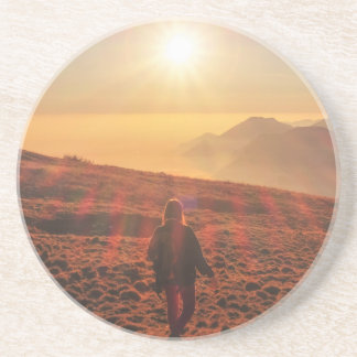 Sunshine - Dawn or Dusk Coaster