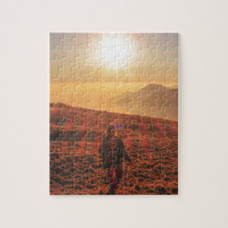 Sunshine - Dawn or Dusk Jigsaw Puzzle