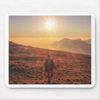 Sunshine - Dawn or Dusk Mouse Pad