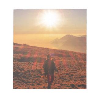 Sunshine - Dawn or Dusk Notepad